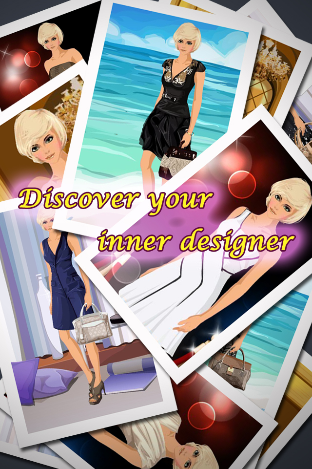 Screenshot iDress – Dress up and Makeup Fashion Studio