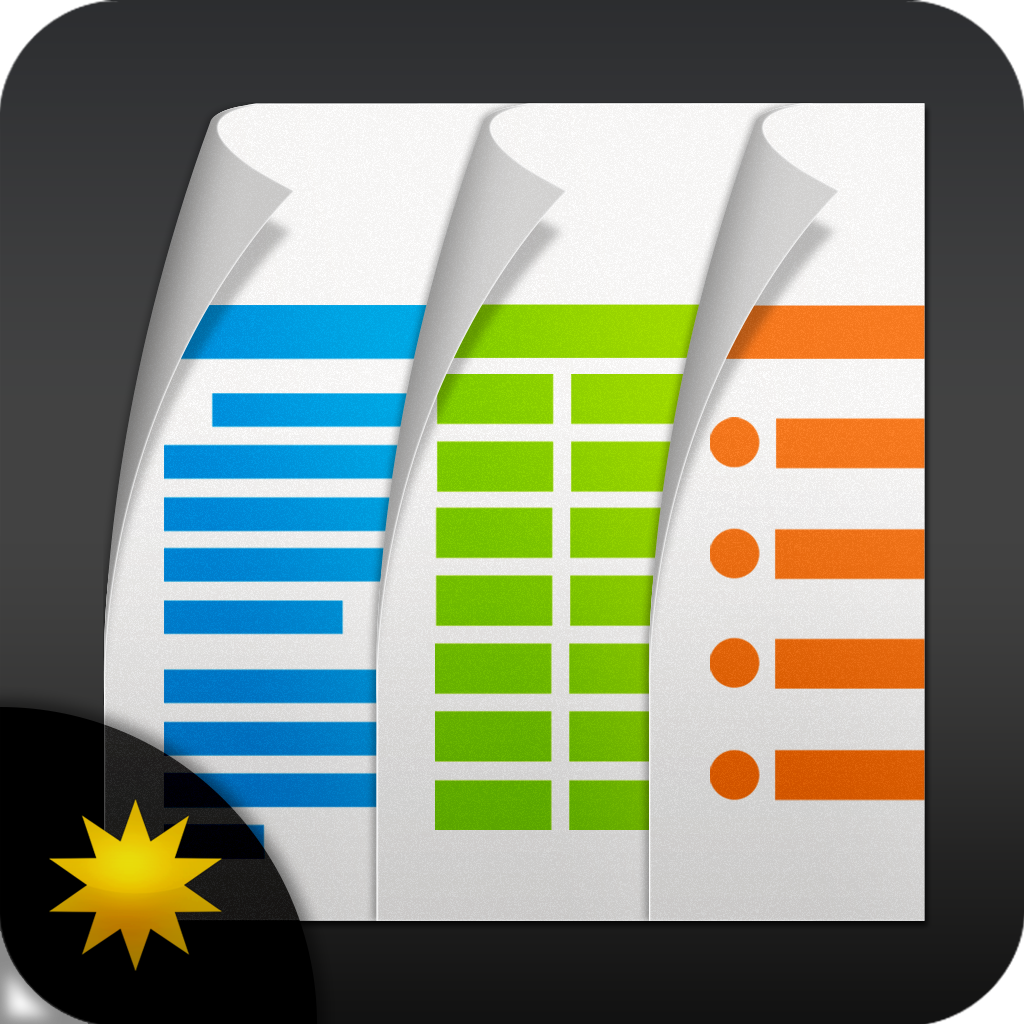 Documents To Go® Premium - View & edit Microsoft Office files (Word, Excel, PowerPoint), including cloud file access & desktop sync